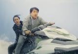 映画『プロジェクトV』(5月7日公開)激流爆走、ジェットスキーアクションシーン (C)2020 SHANGHAI LIX ENTERTAINMENT CO.LTD ALLRIGHTS RESRVEDの画像