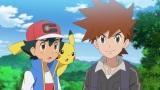 サトシのライバル・シゲル(右)=アニメ「ポケットモンスター」の場面カット (C)Nintendo・Creatures・GAME FREAK・TV Tokyo・ShoPro・JR Kikaku (C)Pokemonの画像
