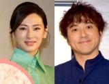 (左から)北川景子、ムロツヨシ (C)ORICON NewS inc.の画像