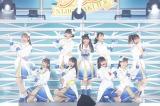 ライブイベント『ラブライブ!虹ヶ咲学園スクールアイドル同好会 3rd Live! School Idol Festival ~夢の始まり~』の様子(C)2020 プロジェクトラブライブ!虹ヶ咲学園スクールアイドル同好会の画像