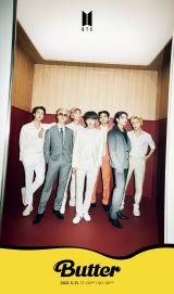 BTS、新曲「Butter」ステージ初披露決定 日テレプラスで生放送