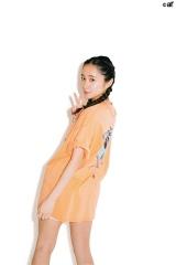 堀田真由、27パターンのTシャツコーデ着回し 意外な特技も発覚
