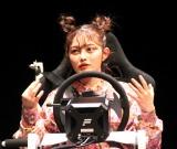 """井上咲楽""""あおり運転""""被害を初体験で憔悴 「怖い」連呼で「トラウマになりますね」"""