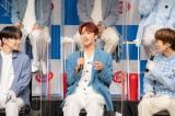 JO1、食レポ大会を開催 河野純喜が宣言通りの完璧コメントで白岩瑠姫ツッコミ「いいところ見せようと…」
