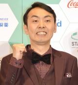 アンガールズ田中卓志、聖火ランナー辞退 理由も説明「安全と成功を願っております」