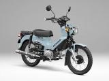 Honda『クロスカブ110』の新カラー「プコブルー」登場 2000台限定で発売