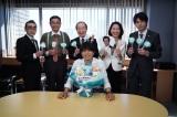 井ノ原快彦、誕生日を『特捜9』現場で祝われ感謝「チームワークの良さを実感」