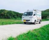 全国で107台稼働している移動販売車サービス『セブンあんしんお届け便』の画像