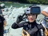 『世界の果てまでイッテQ!』新出川ガール・横田真悠 (C)日本テレビの画像