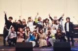 日高のり子(前列右から3人目)が初オーガナイズした『Non Fes the concert ~Nonko 40th Anniversary Tribute Festival』(C)NonFes製作委員会の画像