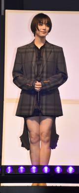 『ショートショート フィルムフェスティバル & アジア 2021』のアワードセレモニーに出席した池田エライザ (C)ORICON NewS inc.の画像