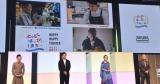 (左から)石渡美奈氏、大門監督、筒井真理子、國村隼 (C)ORICON NewS inc.の画像