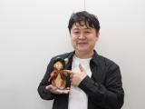 吉田ウーロン太、財布の中に忍ばせた「ピーターラビット愛」を語る