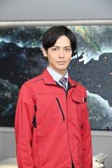 猪塚健太、「憧れ」のTBS日曜劇場に初出演 『TOKYO MER』追加キャスト