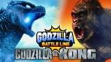 『ゴジラ バトルライン』に「コング」登場 映画公開でゲームとコラボ