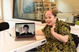 『LuckyFM 茨城放送』開局特番『ヤバいぜ茨城LuckyFM』を担当する綾部祐二&渡辺直美の画像