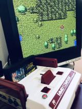 ファミコン1053本の国内市販ソフトコンプリートが話題に。ファミコン38周年の誕生日、7月15日にプレイしていたゲームは「未来神話ジャーヴァス JARVAS」の画像