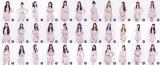 『Girls Planet 999:少女祭典』Jグループ(日本参加者)33人の画像