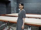 改装工事中の「本多劇場グループ 新宿シアタートップス」を訪れた小川紗良 (C)ORICON NewS inc.の画像