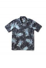 サスティナブルなミッキー&ミニーのアロハシャツが登場 和光×パイカジコレクション