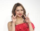 3rd DVD&Blu-ray『#俺の嫁が可愛い』発売イベントに登場したゆきぽよ (C)ORICON NewS inc.の画像