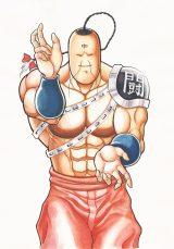 漫画『闘将!!拉麺男』の主人公・ラーメンマン (C)ゆでたまご/集英社の画像