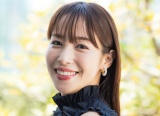 鷲見玲奈 撮影/谷脇貢史 (C)ORICON NewS inc.の画像