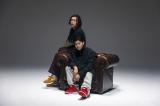 変態紳士クラブのVIGORMAN(左)とGeGプロデュースのもとアーティストデビューが決定した那須川天心(右)の画像