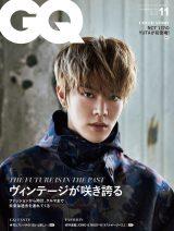 『GQ JAPAN』11月号表紙を飾ったNCT 127・YUTAの画像