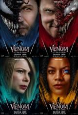 『ヴェノム:レット・ゼア・ビー・カーネイジ』主要キャラはこの4人