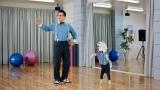 宮川大輔が白戸家のお父さんと初共演したソフトバンク『スーパーPayPay クーポン』新テレビCM「ダンスレッスン」篇の画像