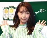 食いしん坊な一面を明かした宇垣美里 (C)ORICON NewS inc.の画像