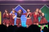 無期限活動休止前最後のライブを開催した東京パフォーマンスドール 撮影:Jumpei Yamadaの画像