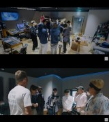 BTS、コールドプレイとのコラボ曲「My Universe」の作業過程を描いたドキュメンタリーを公開(P)&(C)BIGHIT MUSICの画像