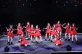 結成から6年で初の日本武道館単独公演を開催したつばきファクトリーの画像