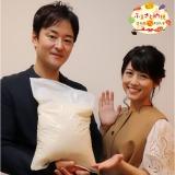 カンテレ・林弘典アナ&中島めぐみアナ、夫婦でイベントアンバサダーに「結婚10年目を迎えた秋に…」