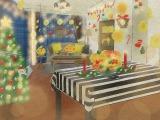 『「逃げ恥スペース presented by TBS」-私とみくりと平匡と- 』クリスマス仕様のイメージ (C)TBSの画像