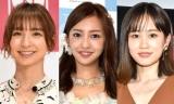 篠田麻里子&前田敦子、板野友美の娘を抱っこ「もう可愛いが溢れてる」「美人ママの集まり凄い!」