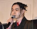 斬新なドレッドヘアを披露した菅田将暉 (C)ORICON NewS inc.の画像