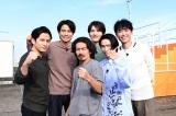26日放送『学校へ行こう!2021』に出演するV6 (C)TBSの画像