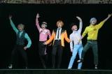 (左から)赤澤燈、宮崎湧、陳内将、野口準、本田礼生(C)Liber Entertainment Inc. All Rights Reserved.(C)MANKAI STAGE『A3!』製作委員会2021の画像