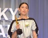 『東京ドラマアウォード2021』授賞式に出席した江口のりこ (C)ORICON NewS inc.の画像