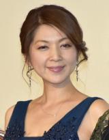 飯島直子、会社経営者の男性と離婚していた