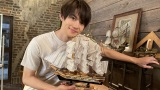 11月1日放送『近未来創世記 日本を救うヤバイ偉人』に出演する佐野勇斗 (C)日本テレビの画像